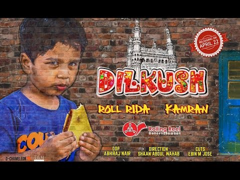 DILKUSH TELUGU RAP MUSIC VIDEO | ROLL RIDA...