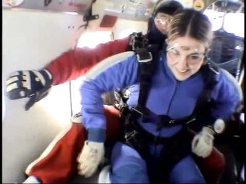 Best Birthday Present Ever - Skydiving at Lake Per...