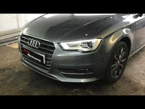 2013 Audi A3 8V Headlight And Tail Light Upgrades - Bi-xenon & Dynamic Tail Lights