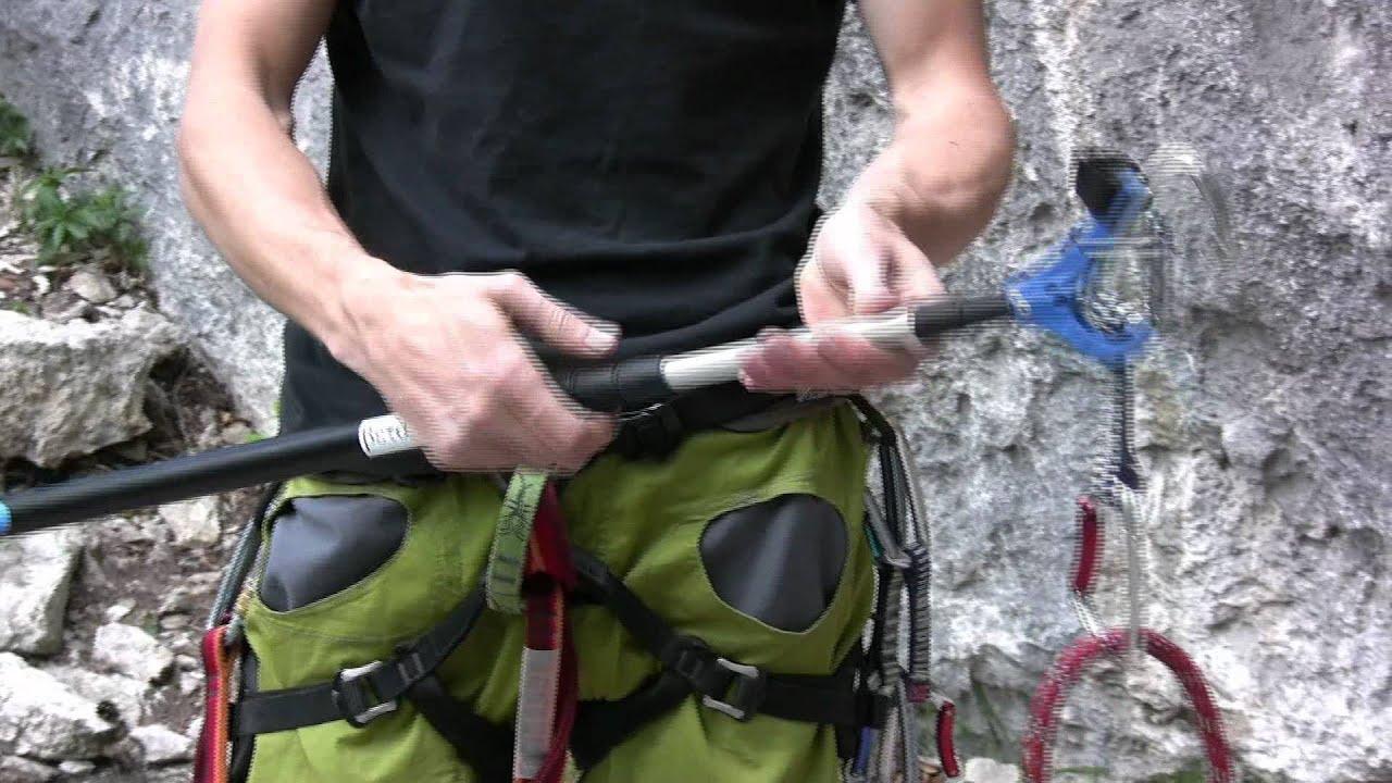 Kletterausrüstung T5 : Clipstick.m2t youtube