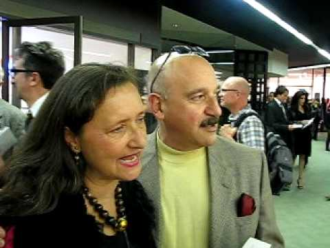 Stephanie du Tan, Edward Goldman, and Micol Hebron...