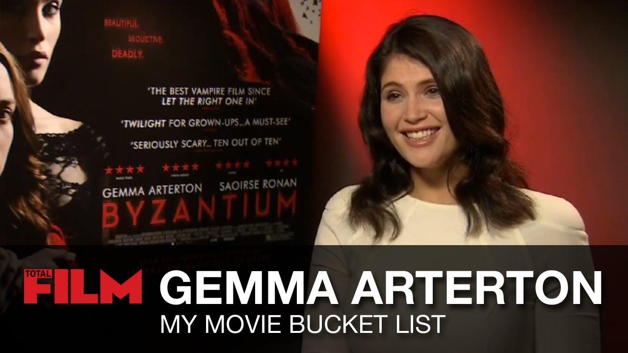 Gemma Arterton Movie Bucket List Youtube