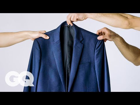 How to Fold and Pack a Suit The Right Way – How To Do It Better | Style | GQ
