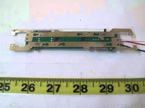 First build TEO Bag prototype actuator: 8-mil Nitinol wires