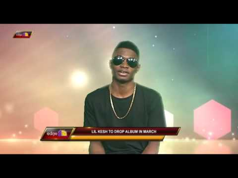 lil kesh to drop album in march – gold edge tv (Nigerian Music & Entertainment)