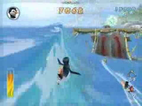 Surfs up game