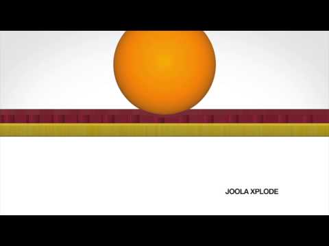 JOOLA X-Plode Rubber Product Review