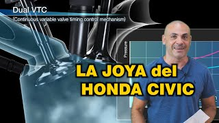 EL MOTOR 1.5 VTEC TURBO DEL HONDA CIVIC es HISTÓRICO: LOS SECRETOS y PRUEBA/TEST/REVIEW