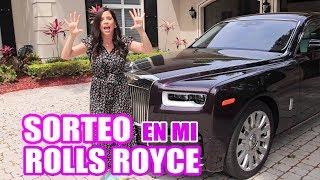 Baixar MI ROLLS ROYCE PHANTOM Y SORTEO POR LOS 100 K SUSCRIPTORES - El Mundo de Camila - Camila Guiribitey