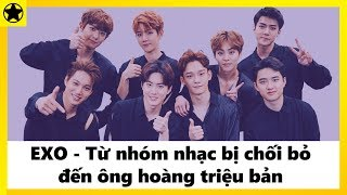 EXO comeback thống trị BXH âm nhạc toàn thế giới|Hóng Tin Showbiz