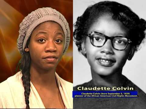 Our Faded History:  Claudette Colvin