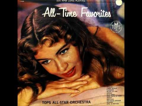 Tops All Star Orchestra: All Time Favorites (Tops Records)