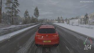 Forza Horizon 4 - Alfa Romeo Stelvio Quadrifoglio Gameplay