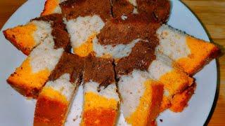 Tea Cake Recepi in MalayalamChoco Vanila and Orange Flavoured Pound cake