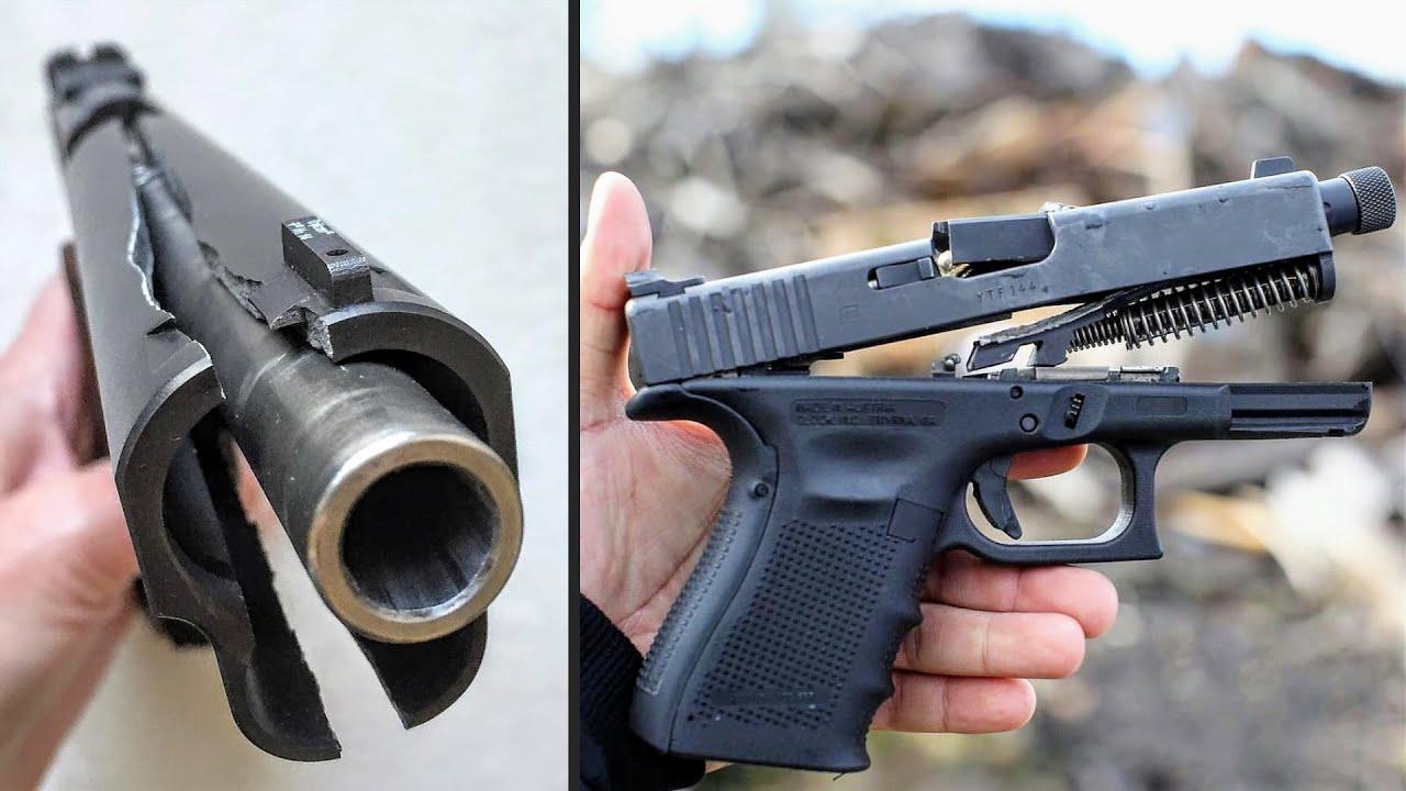 7 Inútiles y Peligrosas Armas de Fuego Basura que Quizás no Conocías