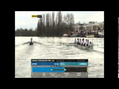 The 2013 BNY Mellon Boat Race