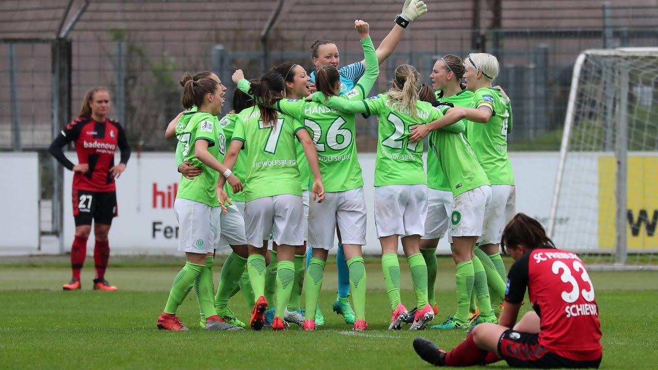 Dfb Pokal Wolfsburg Freiburg
