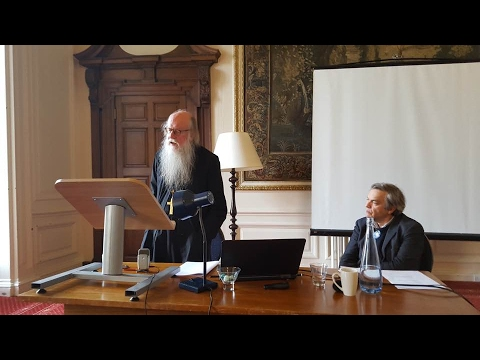 2017 FoMA Madingley Conference: Session 4: Revd Prof Andrew Louth
