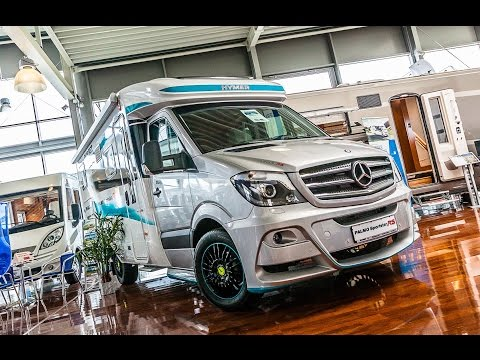 HYMER ML T 580 PALMO Sportstar RS - Full HD 1080p