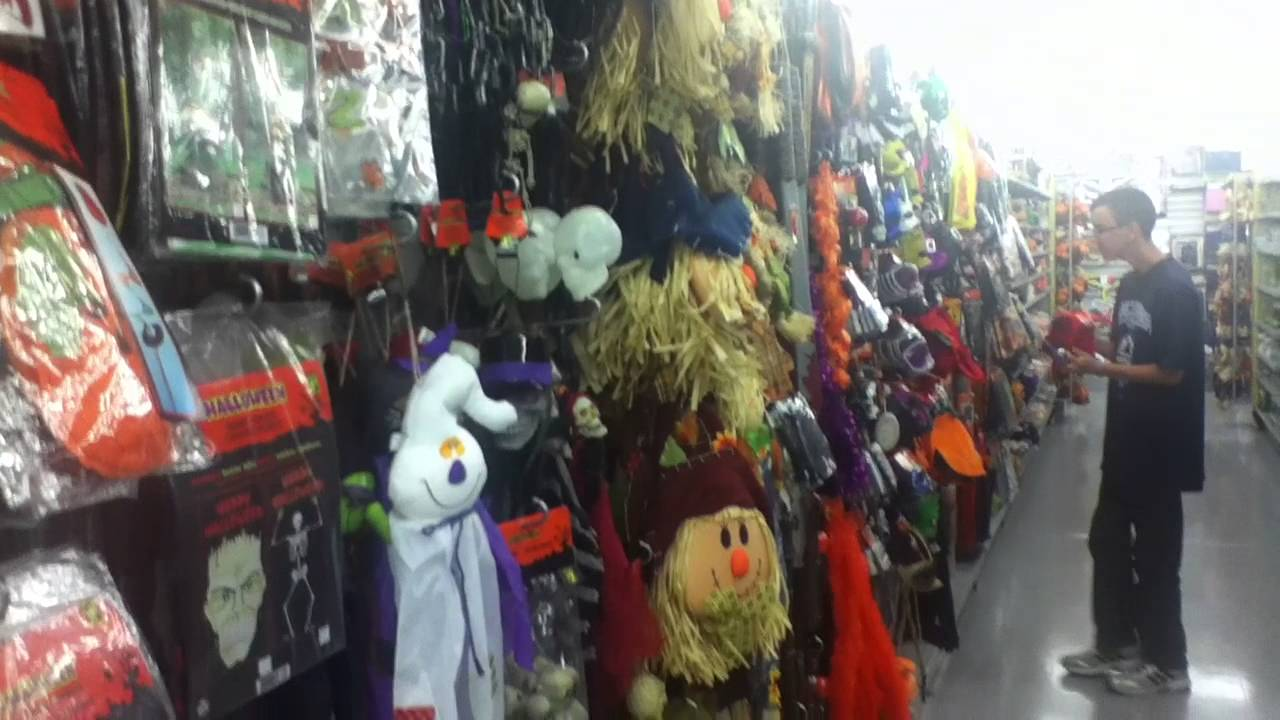 save home decor halloween decorations walgreens trip stuff august youtube halloween dollarama first