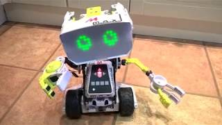 Meccano M.A.X Robotic Interactive Toy with Artificial Intelligence