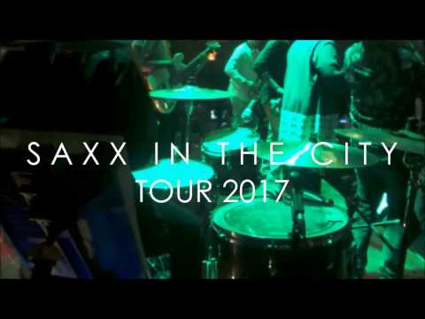 Saxx In The City - All I Do (Stevie Wonder) drum cam
