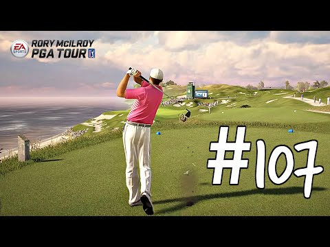 Rory McIlroy PGA Tour Career Mode - Episode 107 - THE GRAND SLAM! (Xbox One Gameplay)