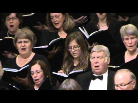 Mass in G, Schubert, Octavo Singers