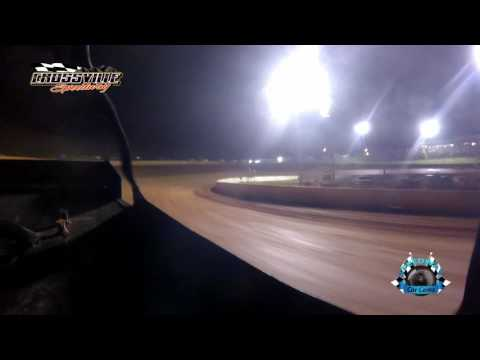 #4X Joseph Cline - Crate - 5-19-17 Crossville Speedway - In-Car Camera
