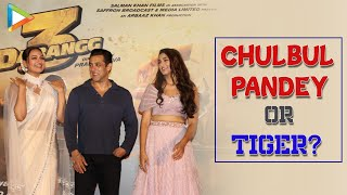 Chulbul Pandey or Tiger, Which role is more TOUGHER? Salman Khan Answers