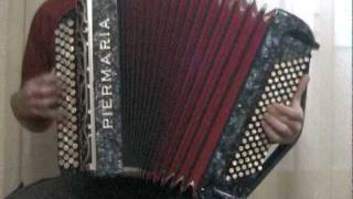 Twilight Princess : Don't want you no more on accordion