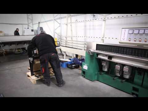 Cutting & grinding of glass for fireplaces by Kratki
