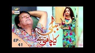 Bubbly Kya Chahti Hai Episode 41 - 8th January 2018 - ARY Digital Drama