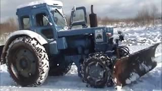Обзор трактор Т-40! Сорокан и Таракан!!