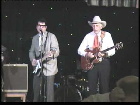tommy allsup ,johnny rogers in concert liverpool