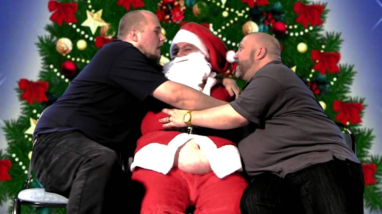Christmas fuck with santa claus - 3 4
