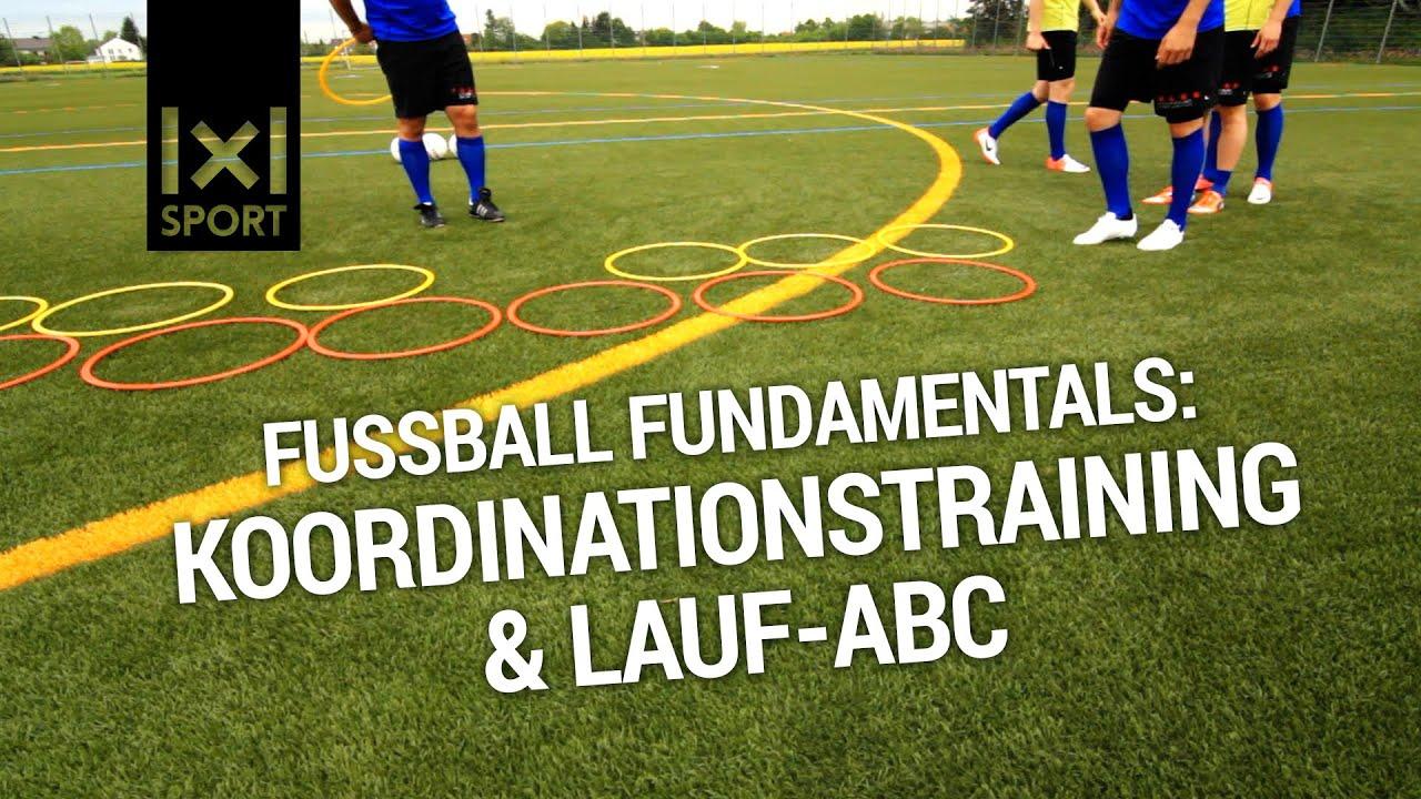 Fussball Fundamentals Koordination Lauf Abc Trailer