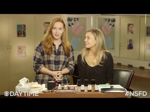 Makeup Challenge with Camryn Grimes and Melissa Ordway