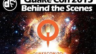 QuakeCon 2015 Behind the scene video