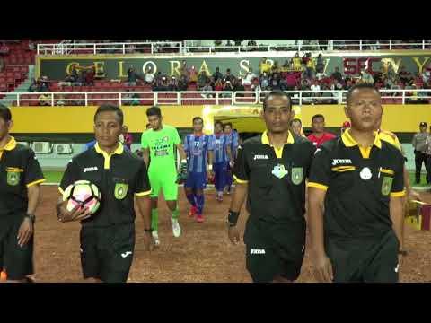 Pertandingan Persahabatan : Sriwijaya FC vs Felcra FC