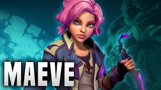 Maeve Is Ridiculous! | Paladins Maeve Gameplay & Build