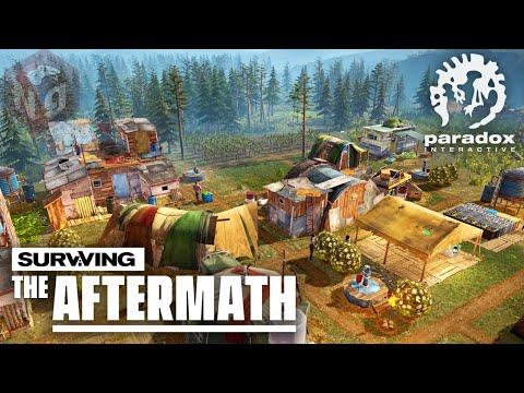 🔴Surviving The Aftermath - Электричество и кислотный дождь! #8