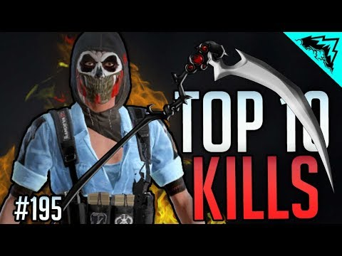 HE SHOULDN'T BE ALIVE - Top 10 Rainbow Six Siege Plays of the Week - WBCW #195