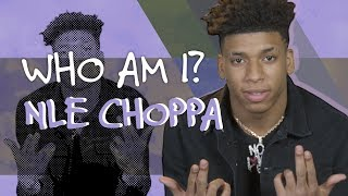 NLE Choppa Gets Great Advice From Stevie Wonder