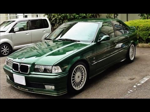 BMW Alpina B6 >> BMW Alpina B3 3.0 (E36) Saloon 30 Limited quick look - YouTube