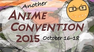 Another Anime Convention 2015 (Cosplay Skit)