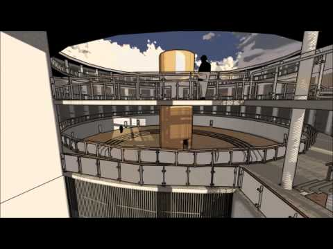 Teaser Projeto Penitenciária Compacta SP-147 Pedro Aguiar