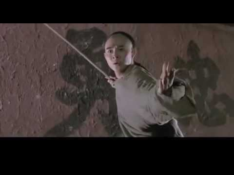 Donnie Yen vs Jet Li First Fight