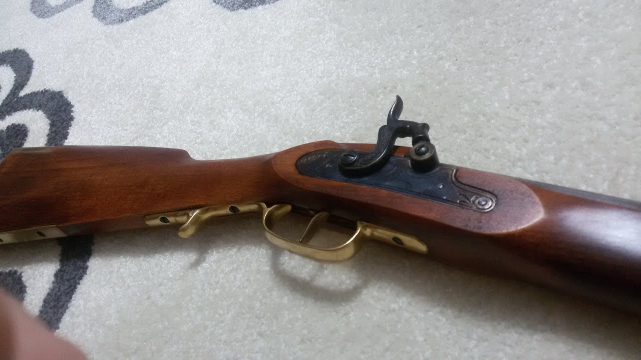 Traditions Kentucky rifle kit Completed