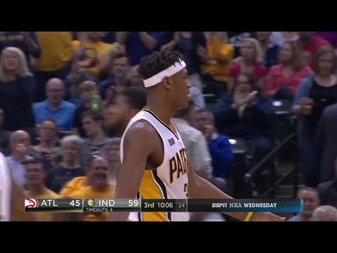 Quarter 3 One Box Video :Pacers Vs. Hawks, 4/12/2017 12:00:00 AM
